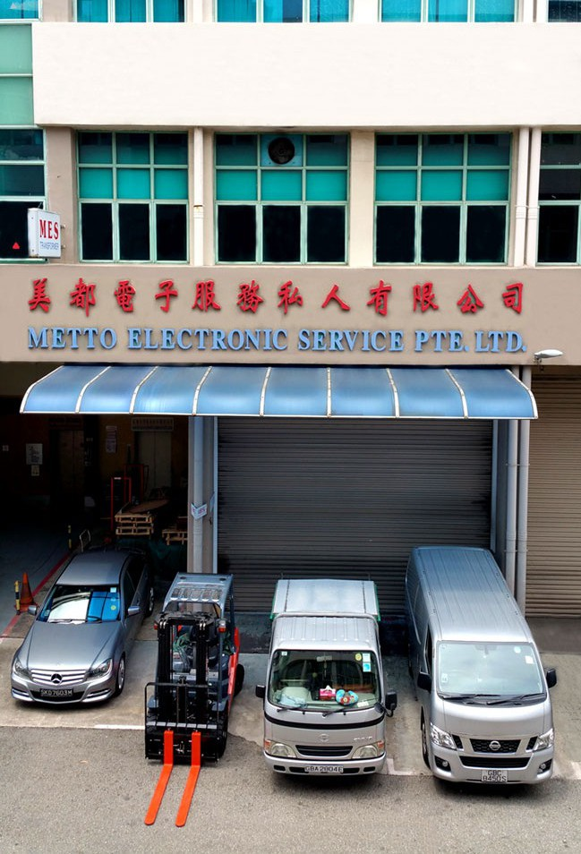 Metto Electronic Service Pte Ltd
